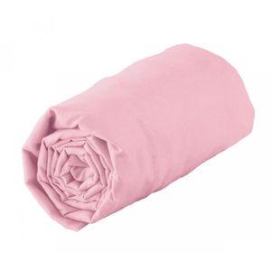 Draps housse 160 200 extensible achat vente draps - Drap housse coton 160x200 ...