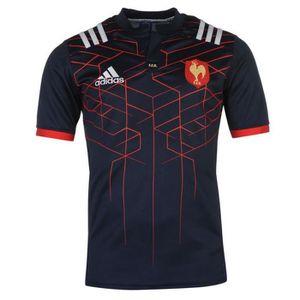 MAILLOT DE RUGBY Nouveau Maillot Adidas Homme Equipe de France de R