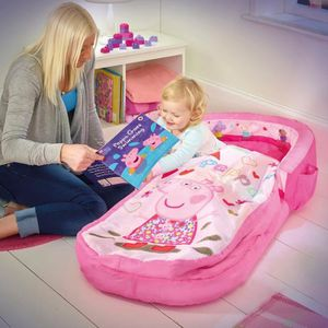LIT GONFLABLE - AIRBED PEPPA PIG Mon Premier Lit Gonflable ReadyBed