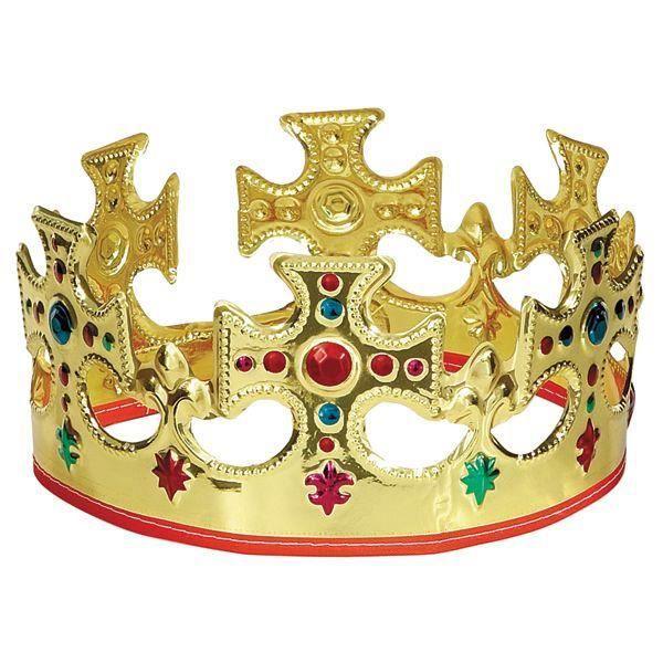 Couronne roi pour enfant achat vente bijoux - Decoration couronne des rois ...