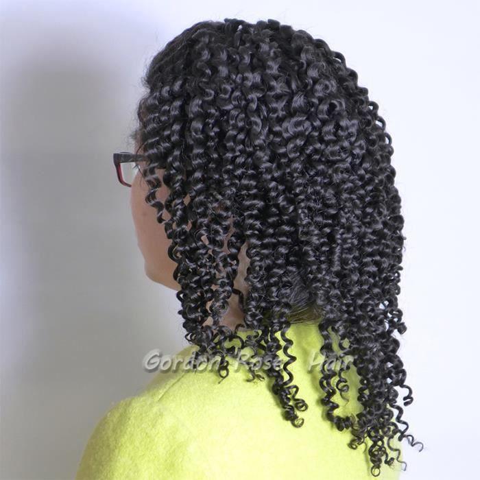 front lace wig perruque pas cher 10 achat vente perruque postiche front lace wig perruque. Black Bedroom Furniture Sets. Home Design Ideas