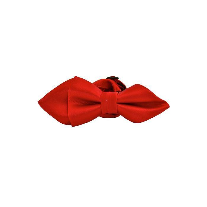 Noeud papillon rouge enfant rouge achat vente cravate - Noeud papillon rouge enfant ...