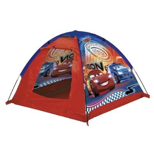 john la tente pour enfants cars neon camping ou prix. Black Bedroom Furniture Sets. Home Design Ideas