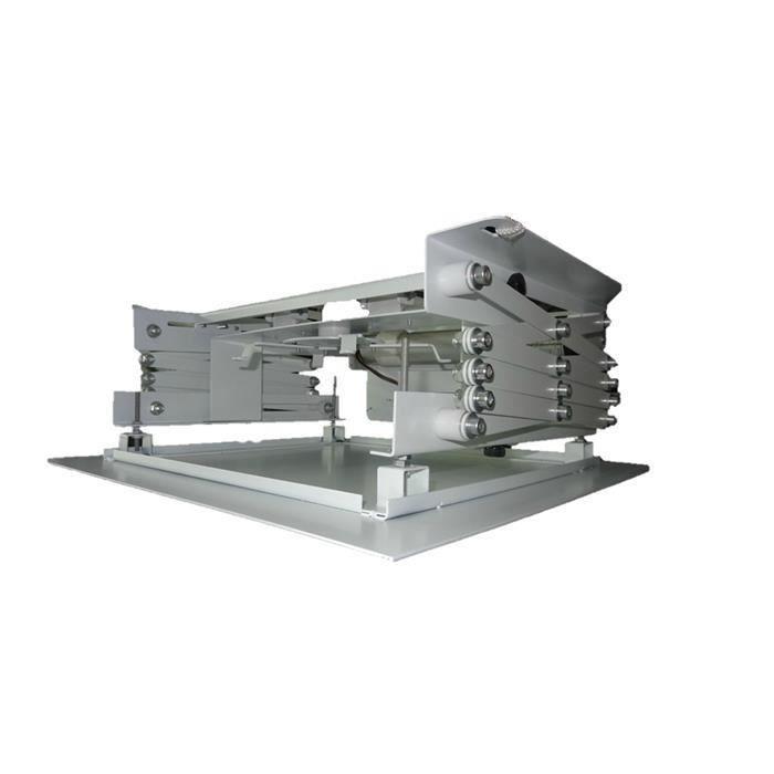 Support plafond motoris pour vid oprojecteur hauteur 64 cm fixation projecteur avis et prix - Support videoprojecteur plafond encastrable ...