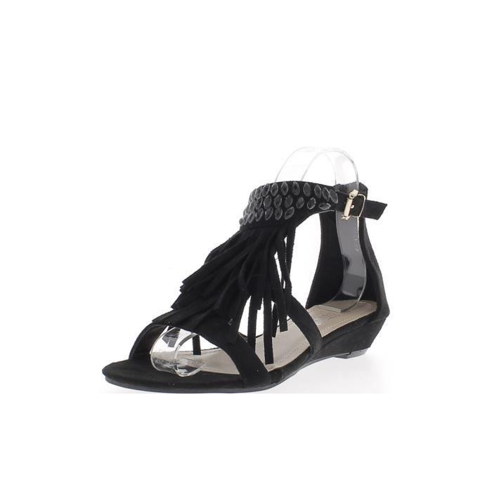 sandale femme talon 3 cm