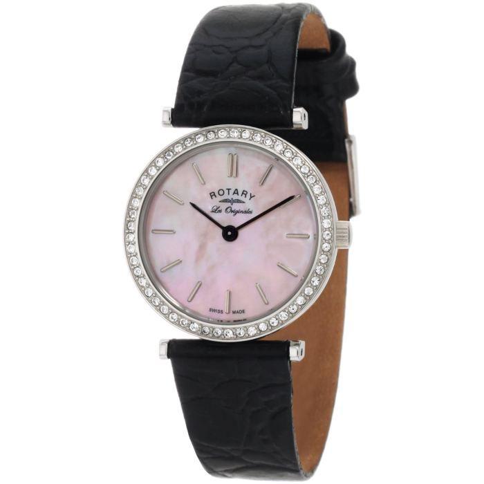 montre femme rotary ls90003 07 les originales achat vente montre bracelet. Black Bedroom Furniture Sets. Home Design Ideas
