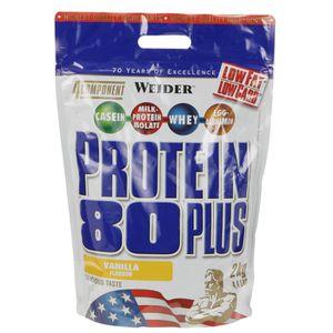 WEIDER Protein 80+ 2 kg Vanille NTT