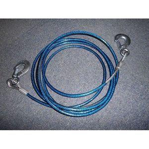 cable de remorquage achat vente cable de remorquage pas cher soldes cdiscount. Black Bedroom Furniture Sets. Home Design Ideas