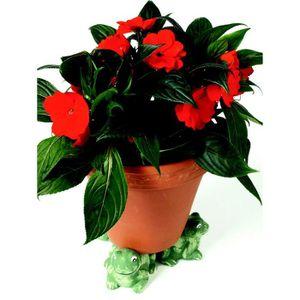 porte pot de fleur achat vente porte pot de fleur pas cher cdiscount. Black Bedroom Furniture Sets. Home Design Ideas