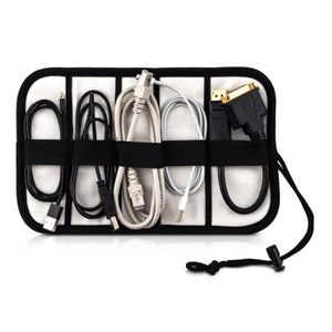 COQUE - HOUSSE kwmobile Sacoche cable universel, cable organizer