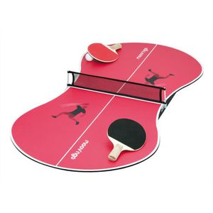 table ping pong pliable achat vente pas cher soldes cdiscount. Black Bedroom Furniture Sets. Home Design Ideas