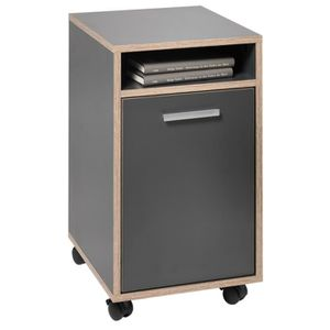 caisson bureau porte achat vente caisson bureau porte pas cher cdiscount. Black Bedroom Furniture Sets. Home Design Ideas