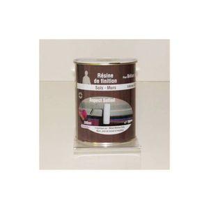 Peinture resine sol achat vente peinture resine sol pas cher soldes cdiscount for Peinture resine pour meuble vernis
