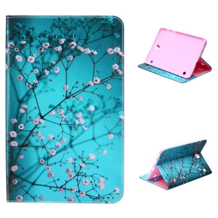 Pour samsung galaxy tab s2 8 0 sm t710 t715 coque housse for Housse tab s2 8