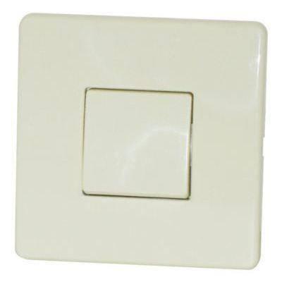 Bouton poussoir blanc achat vente interrupteur cdiscount - Bouton poussoir interrupteur ...