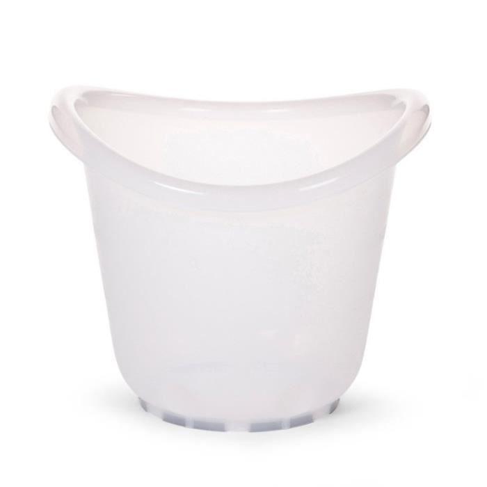 baignoire seau transparente achat vente lavabo pour. Black Bedroom Furniture Sets. Home Design Ideas