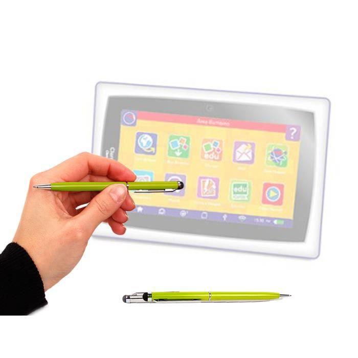 stylet vert pour tablette enfant vtech storio 3 prix pas cher cdiscount. Black Bedroom Furniture Sets. Home Design Ideas