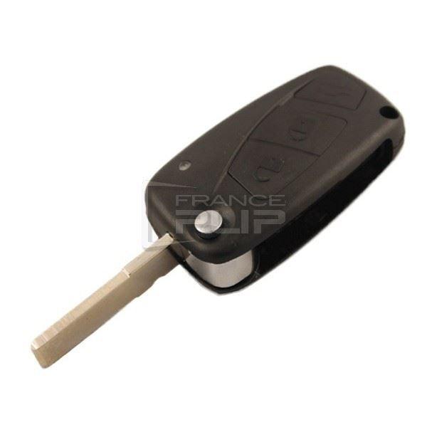 clef plip pour citroen jumper 2 achat vente boitier coque de cl clef plip pour citroen. Black Bedroom Furniture Sets. Home Design Ideas