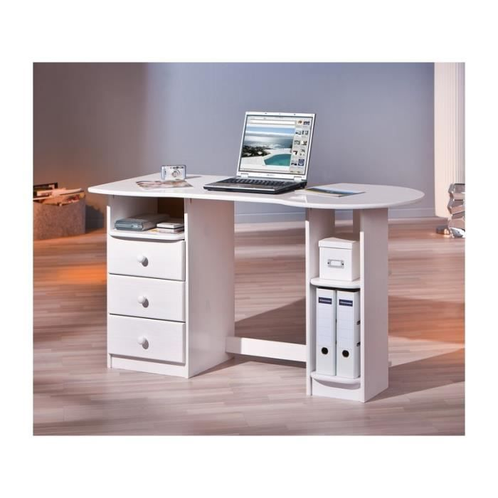 bureau informatique link 39 s meubles avec rangement haute On meuble bureau qualite