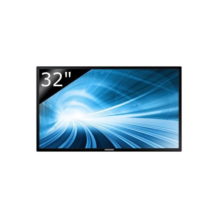 Samsung cran 32 ed32d prix pas cher cdiscount for Ecran photo 32