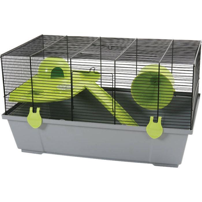 CAGE Cage gerbille et hamster russe avec accessoires\u2026