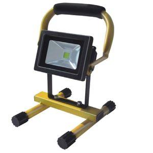 VOLTMAN Projecteur portable LED - 10W - IP65