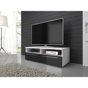 Meuble bas tv achat vente meuble bas tv pas cher for Finlandek meuble tv mural katso 160cm blanc et noir