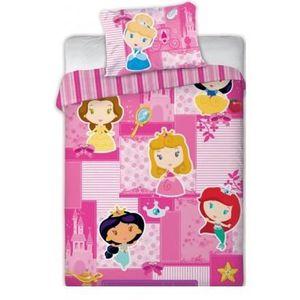 Housse de couette 100x135 princesse achat vente housse de couette 100x135 princesse pas cher - Housse de couette le petit prince ...