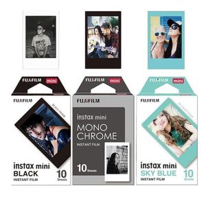 APP. PHOTO INSTANTANE Fujifilm Instax Mini Blanc 100 Films + 100 autocol