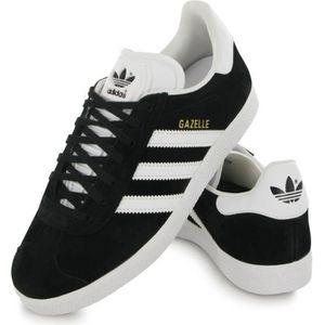 BASKET Adidas Originals Gazelle Og noir, baskets mode fem