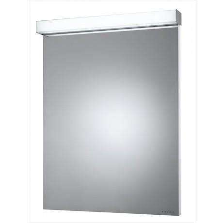 miroir lumineux led de salle de bains prisme ho achat vente miroir salle de bain cdiscount. Black Bedroom Furniture Sets. Home Design Ideas