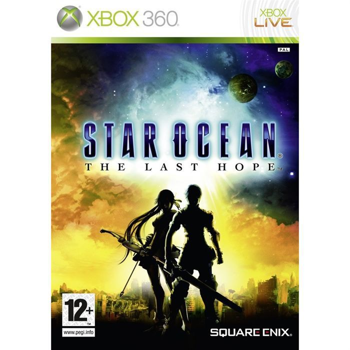JEUX XBOX 360 STAR OCEAN : The Last Hope / JEU CONSOLE XBOX360