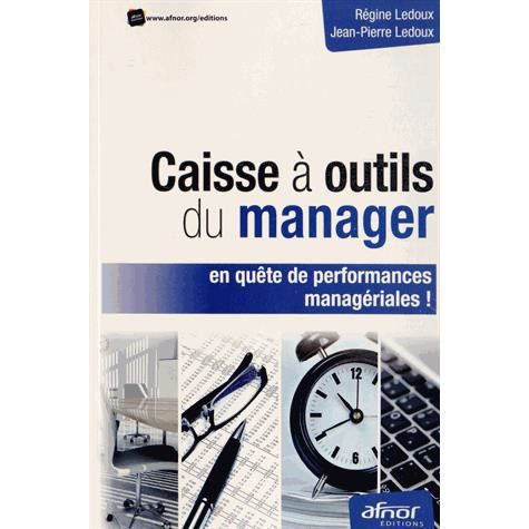 Les Outils Du Manager - ick