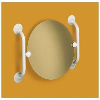 Fixation pour miroir basculant achat vente equipement for Miroir au dessus du lit