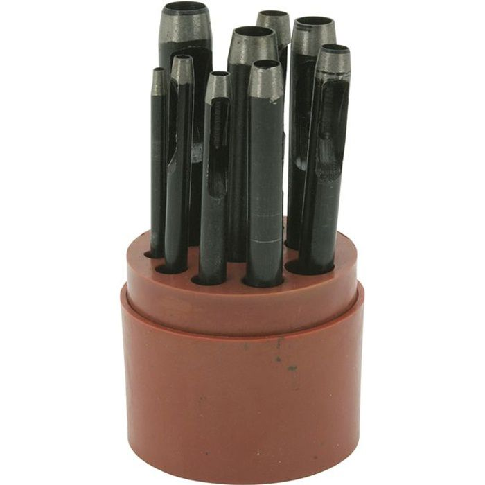 cogex jeu de 9 emporte pi ces achat vente couteaux de bricolage cdiscount. Black Bedroom Furniture Sets. Home Design Ideas