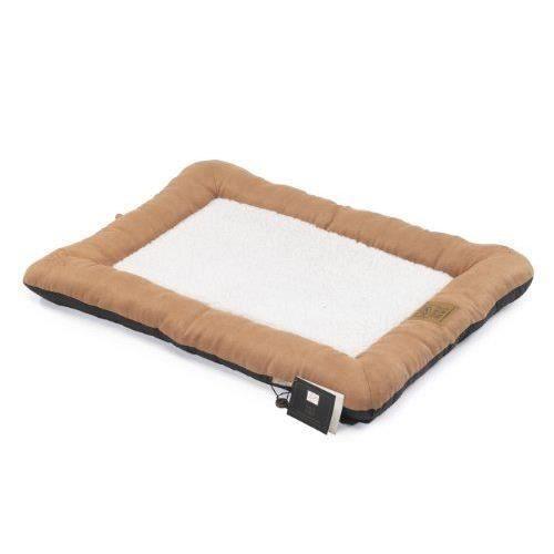 House of paws tapis en peau de mouton brun roux tr s grand for Grand tapis en peau de mouton ikea