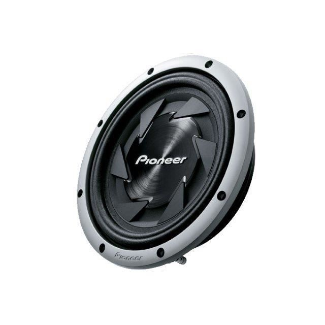 Subwoofer 30cm 1000w Pioneer Ts Sw301 Achat Vente