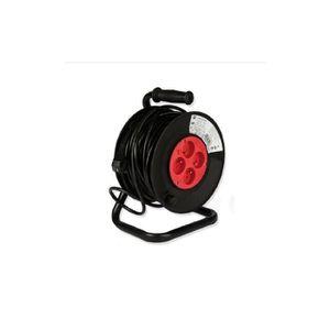 derouleur de cable electrique achat vente derouleur de cable electrique pas cher cdiscount. Black Bedroom Furniture Sets. Home Design Ideas