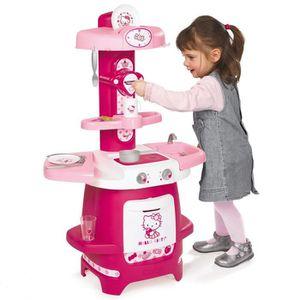 cuisine hello kitty jouet achat vente jeux et jouets pas chers. Black Bedroom Furniture Sets. Home Design Ideas