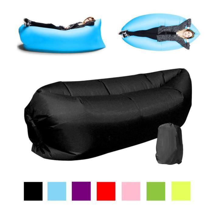 wauw bra hangout pouf auto gonflant lamzac un concept. Black Bedroom Furniture Sets. Home Design Ideas