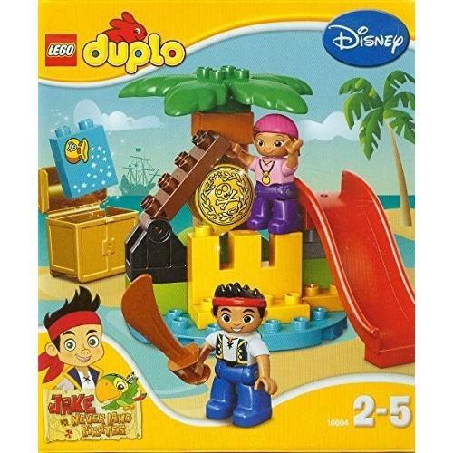 Lego duplo 10604 disney jake et les pirates du pays - Jake et les pirates ...