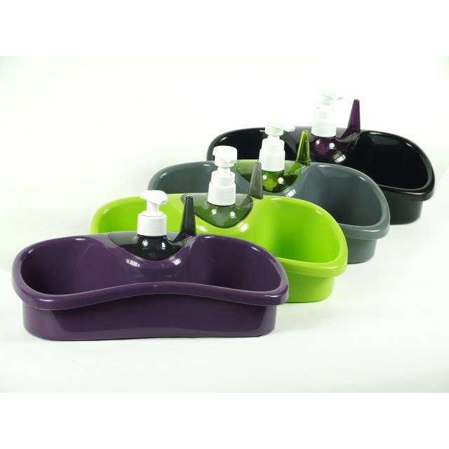 Porte ponges distributeur de liquide vaissel achat vente flacon liquide vaisselle porte - Distributeur liquide vaisselle ...