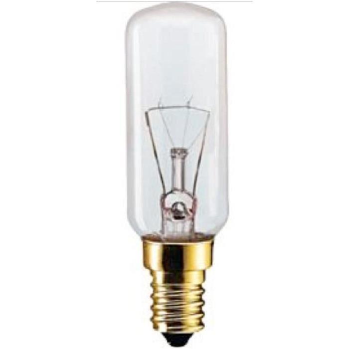 ampoule philips deco e14 7w claire blanc chaud achat vente ampoule philips deco e14 7w. Black Bedroom Furniture Sets. Home Design Ideas