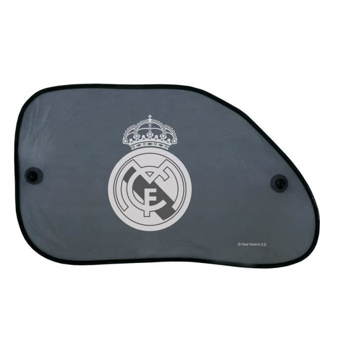 pare soleil lat ral real madrid 38 x 65 cm 2 pce achat. Black Bedroom Furniture Sets. Home Design Ideas