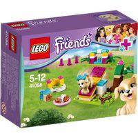 ASSEMBLAGE CONSTRUCTION LEGO Friends 41088 Le dressage du chiot