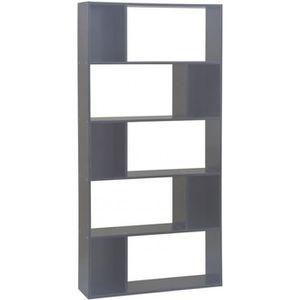 meuble bibliotheque noir achat vente meuble. Black Bedroom Furniture Sets. Home Design Ideas