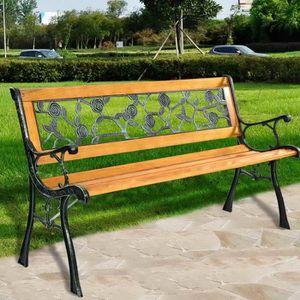 banc de jardin plastique couleur achat vente banc de jardin plastique couleur pas cher les. Black Bedroom Furniture Sets. Home Design Ideas