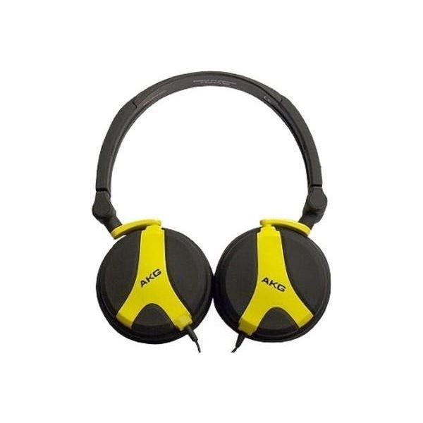 casque audio akg k518 dj jaune casque couteur prix. Black Bedroom Furniture Sets. Home Design Ideas