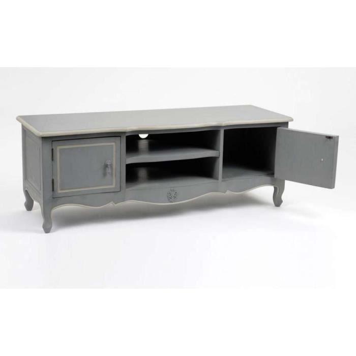 meuble tv gris gustavien des meubles amadeus d achat. Black Bedroom Furniture Sets. Home Design Ideas