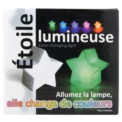 lampe veilleuse led change de couleur design achat vente lampe veilleuse led change. Black Bedroom Furniture Sets. Home Design Ideas